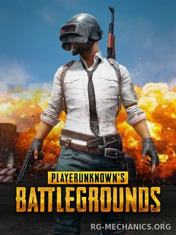 PlayerUnknown's Battlegrounds / PUBG (2017)