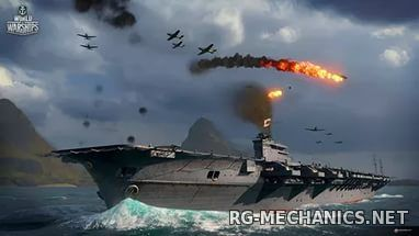 Скриншот к игре World of Warships [0.5.4.1] (2015) PC | Online-only