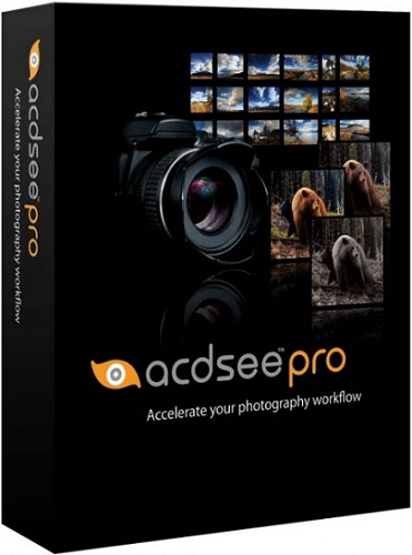 ACDSee Pro 9.1 Build 453 (2015) PC   RePack by KpoJIuK