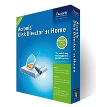 Acronis Disk Director 11 Home (2010)