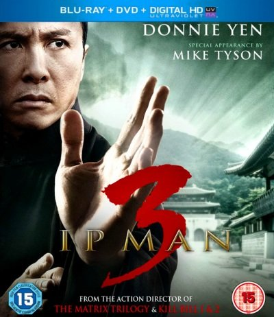Ип Ман 3D / Yip Man 3 / (2015) BDRip от Dalemake | L