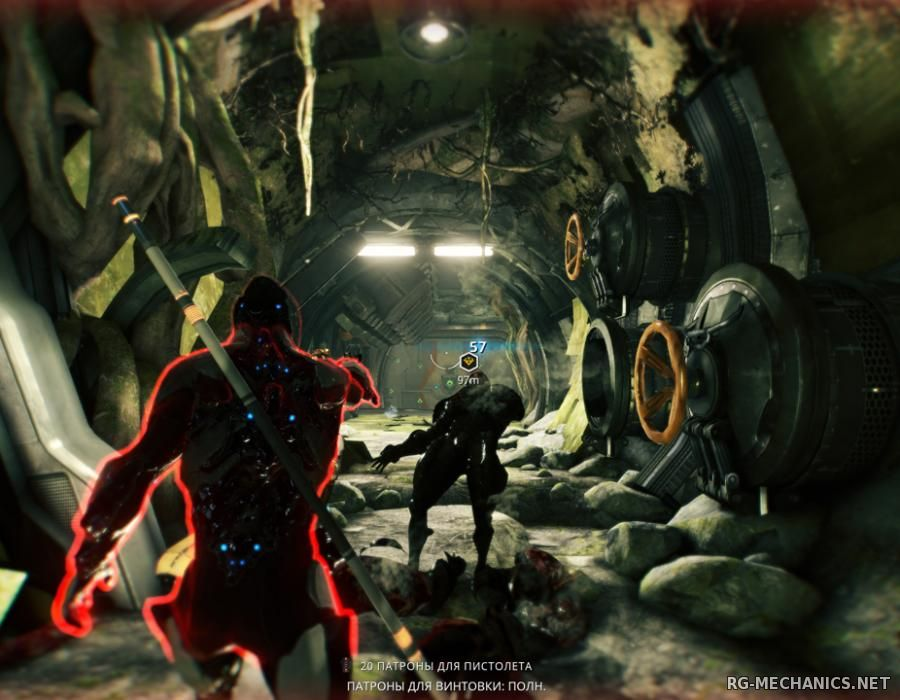 Скриншот к игре Warframe: Sands of Inaros [18.6.1.1] (2014) PC | Online-only