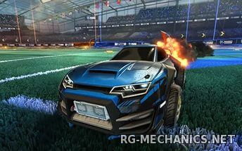 Скриншот 3 к игре Rocket League [v 1.17 + 6 DLC] (2015) PC | RePack by Mizantrop1337