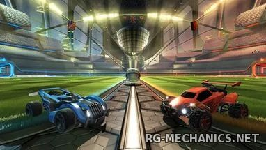 Скриншот 2 к игре Rocket League [v 1.17 + 6 DLC] (2015) PC | RePack by Mizantrop1337