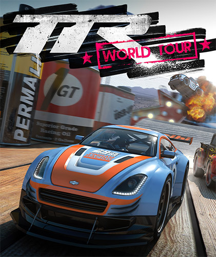 Table Top Racing: World Tour (2016) PC | RePack от andrey 167