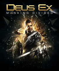Deus Ex: Mankind Divided Digital Deluxe Edition (2016) (2016)