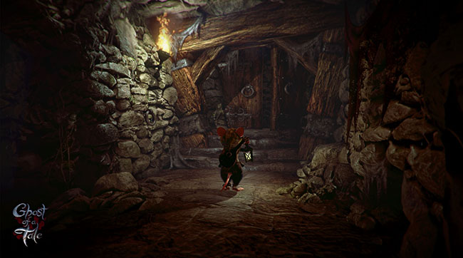 Ghost of a Tale (2018)