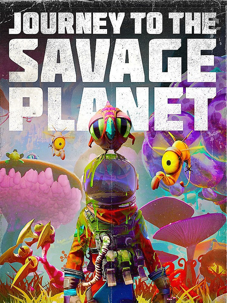 Journey to the Savage Planet (v 53043+DLC) (2020) RePack от R.G. Механики