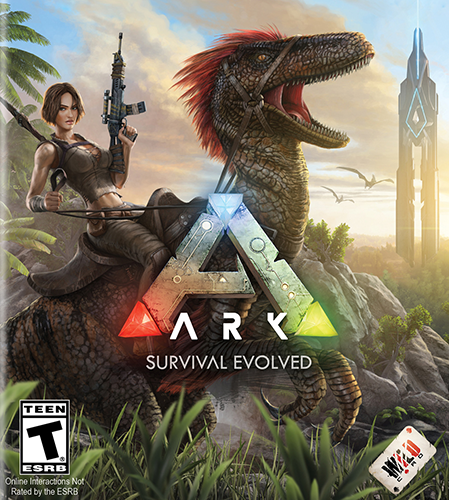 ARK: Survival Evolved [v 306.41 + DLC] (2017)