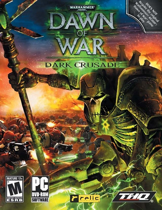 Warhammer 40000: Dawn of War – Dark Crusade (2006) скачать торрент RePack