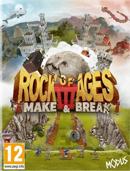 Rock of Ages 3: Make & Break [1.04 build 95181] (2020)