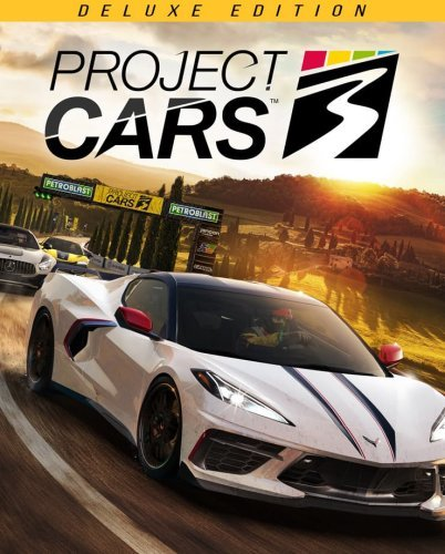 Project CARS 3 - Deluxe Edition [1.0.0.0.0643+DLC] (2020) RePack от R.G. Механики