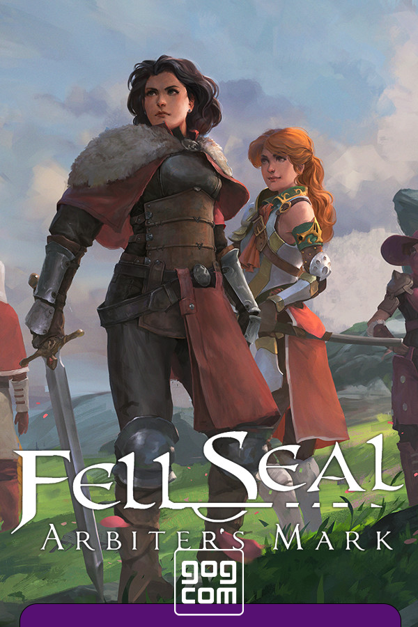 Fell Seal: Arbiter's Mark v.1.5.2 [GOG] (2019) Лицензия