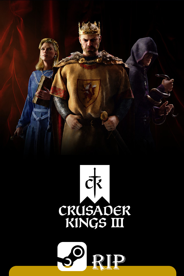 Crusader Kings III - Royal Edition v.1.3.0 [Steam-Rip] (2020) Лицензия