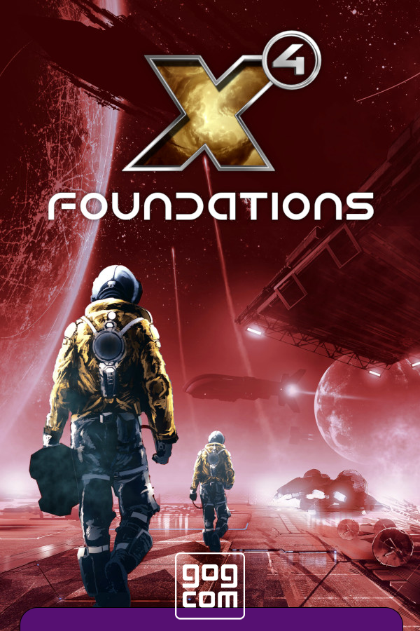 X4 Foundations - Collector's Edition v.4.00 [GOG] (2018) Лицензия